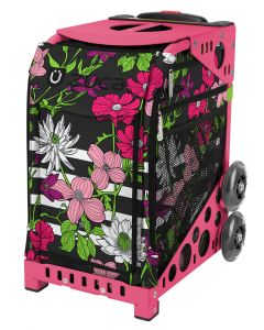 Zuca Sports Bag Insert (Petals & Stripes)