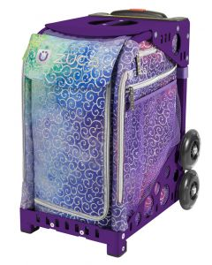 Zuca Sports Bag Insert (Sparkles & Swirls)