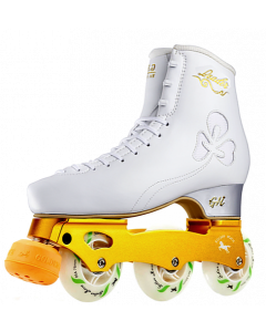 GH Classic + Avant Adjutable Rocker Inline Figure Skates (Double - Triple Jumps)