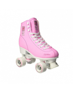 KRF Artistic Quad Skates (Available in Pink & White)