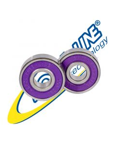 Roll-Line ABEC 9 Speed Race 8mm Bearings (16 bearings)