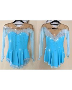 """Frozen"" Performance Dress (One piece only, 125cm - 140cm)"