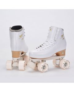 Golden Horse Glide Beginner Quad Skates (Coach's recommendation for artistic roller skating beginners)