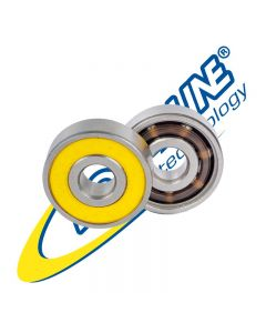 Roll-Line Abec 9 7mm SpeedRace Bearings (16 bearings)