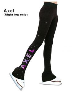 Fleece Lined Warm Training Pants with Rhinestones (Multiple designs)