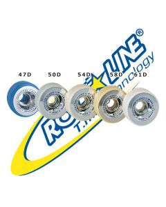 Roll-Line Giotto 63mm Wheels ( 4 wheels )