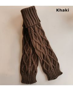 Knitted Leg Warmers (Various designs)