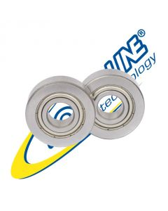 *Clearance Sale* Roll-Line ABEC 9 8mm Bearings (16 bearings)
