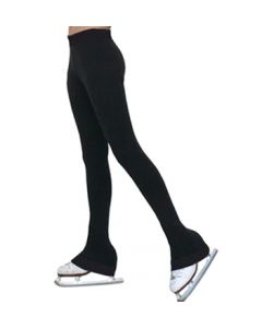 SkatersEdge Black Training Pants