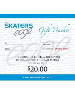 SkatersEdge Gift Voucher