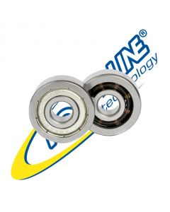 Roll-Line Abec 9 7mm Bearings (16 bearings)